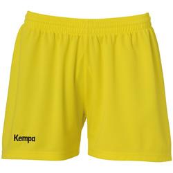 Textil Mulher Shorts / Bermudas Kempa Short femme  Classic jaune citron