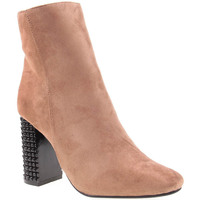 Sapatos Mulher Botins Innovation L Boot Lady Taupe