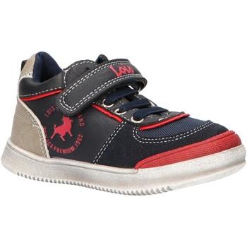Sapatos Rapaz Sapatilhas Lois 46110 Azul