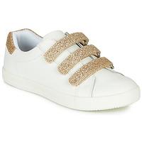 Sapatos Rapariga Sapatilhas André TRACIE Branco