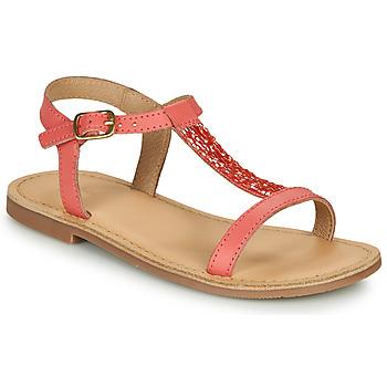 Sapatos Rapariga Sandálias André ASTRID Rosa