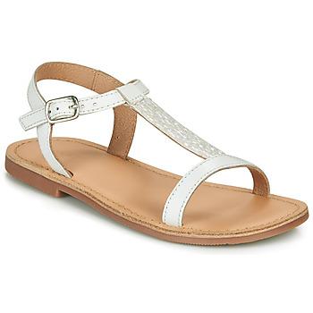 Sapatos Rapariga Sandálias André ASTRID Branco
