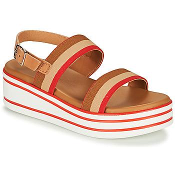 Sapatos Rapariga Sandálias André MAIWENN Castanho