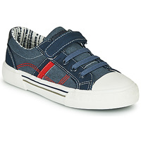 Sapatos Rapaz Sapatilhas André ALAN Azul