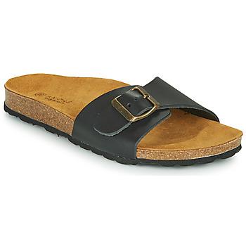Sapatos Rapaz Sandálias André COLIN Preto