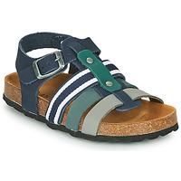 Sapatos Rapaz Sandálias André TRISTAN Marinho
