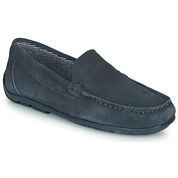 Sapatos Rapaz Mocassins André MANU Cinza