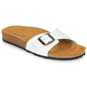 Sapatos Rapaz Sandálias André COLIN Branco
