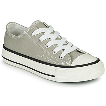 Sapatos Rapaz Sapatilhas André VOILY Cinza