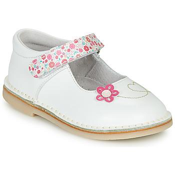 Sapatos Rapariga Sabrinas André ISABELLA Branco