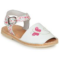 Sapatos Rapariga Sandálias André SILENA Branco