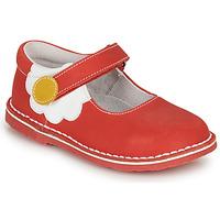 Sapatos Rapariga Sabrinas André PAQUERETTE Vermelho