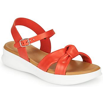 Sapatos Rapariga Sandálias André NORA Vermelho