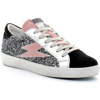 Sapatos Mulher Sapatilhas Semerdjian CATRI Noir