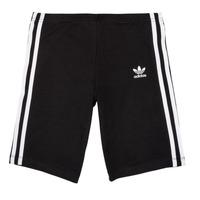 Textil Criança Shorts / Bermudas adidas Originals EDDY Preto