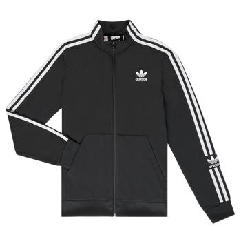 Textil Rapaz Casacos fato de treino adidas Originals MARIEME Preto