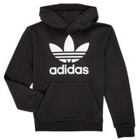 Textil Criança Sweats adidas Originals ZACK Preto