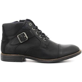 Sapatos Homem Botas baixas Jooze J4973-TV76 negro