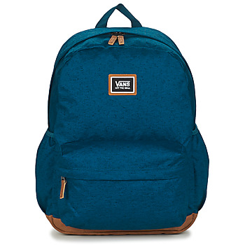 Malas Mochila Vans WM REALM PLUS BACKPACK GIBRALTAR SEA Azul
