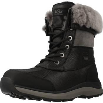 Sapatos Mulher Botas de neve UGG UFF ADIRONDACK BOOT Preto