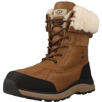 Sapatos Mulher Botas de neve UGG ADIRONDACK BOOT III Marron