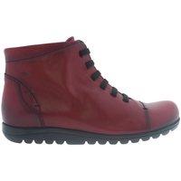 Sapatos Mulher Botins Fluchos Botines  8877 Picota Vermelho