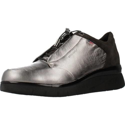Sapatos Mulher Sapatos & Richelieu Stonefly CLERYN HDRY 2 Silver