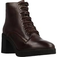 Sapatos Mulher Botins Stonefly OMSY 2 Marron