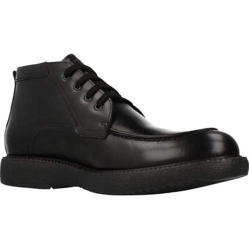 Sapatos Homem Botas baixas Stonefly MUSK HDRY 3 CALF Preto