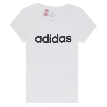 Textil Rapariga T-Shirt mangas curtas adidas Performance NELIZO Branco