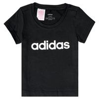 Textil Rapariga T-Shirt mangas curtas adidas Performance NATRAZ Preto