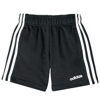 Textil Rapaz Shorts / Bermudas adidas Performance NATALIE Preto