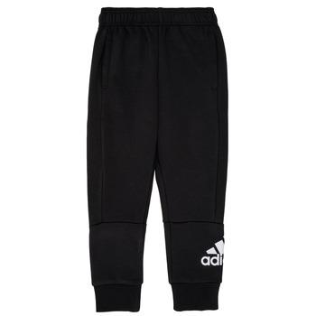 Textil Rapaz Calças de treino adidas Performance MARTA Preto