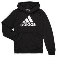 Textil Rapaz Sweats adidas Performance MANEZ Preto