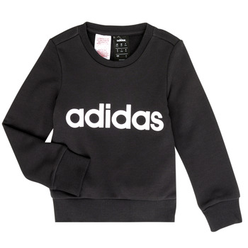 Textil Rapariga Sweats adidas Performance MED Preto