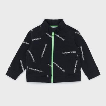 Textil Rapaz Sweats Emporio Armani Augustin Preto