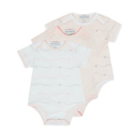Textil Rapariga Pijamas / Camisas de dormir Emporio Armani Alexander Rosa
