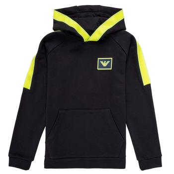 Textil Rapaz Sweats Emporio Armani Abel Marinho / Verde