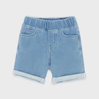 Textil Rapaz Shorts / Bermudas Emporio Armani Aurélien Azul