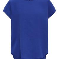 Textil Rapariga Tops / Blusas Only KONVICTORIA Marinho