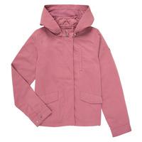 Textil Rapariga Jaquetas Only KONNEWSKYLAR Rosa