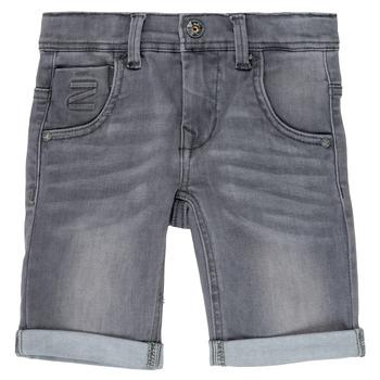 Textil Rapaz Shorts / Bermudas Name it NKMTHEO Cinza