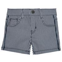 Textil Rapaz Shorts / Bermudas Name it NKFSALLI Marinho