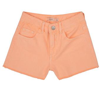 Textil Rapariga Shorts / Bermudas Name it NKFRANDI Rosa