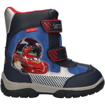 Sapatos Rapaz Botas Cars - Rayo Mcqueen CA002657-B6265 Azul