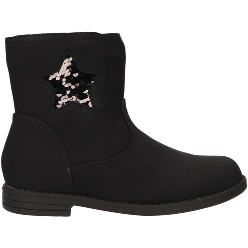 Sapatos Rapariga Botas Happy Bee B179780-B1758 Negro
