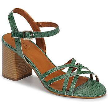 Sapatos Mulher Sandálias André BRYNN Verde