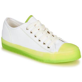 Sapatos Mulher Sapatilhas André HAIZEA Verde