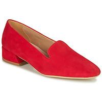 Sapatos Mulher Mocassins André JUBBA Vermelho