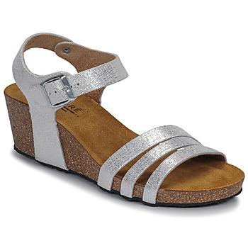 Sapatos Mulher Sandálias André BAHAMAS Prata